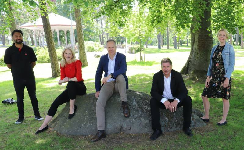 Stortingskandidater Østfold Arbeiderparti