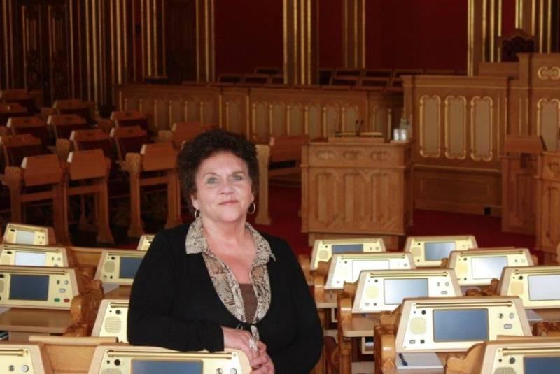 Tove Karoline Knutsen Stortingsrepresentant for Arbeiderpartiet