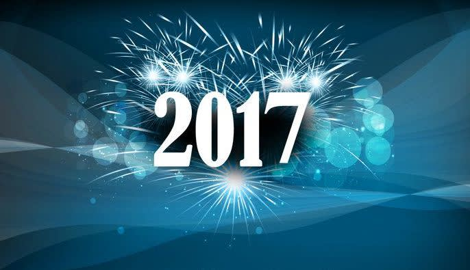 Godt nytt år 2017