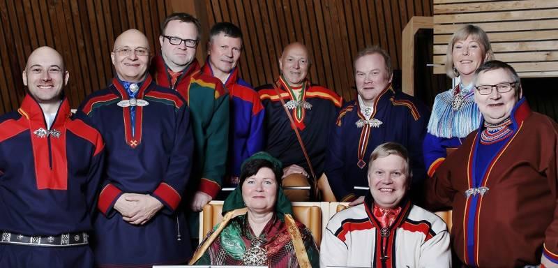 Arbeiderpartiets representanter i Sametinget