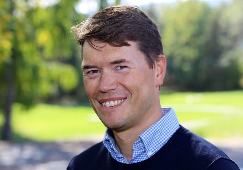 Ståle Grøtte, ordførerkandidat Rælingen Ap