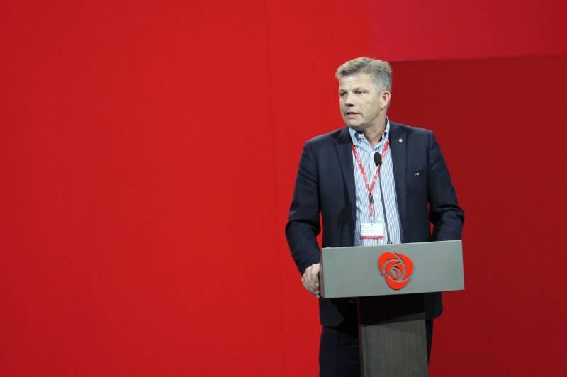 Skjæran taler til Landsmøtet 2017