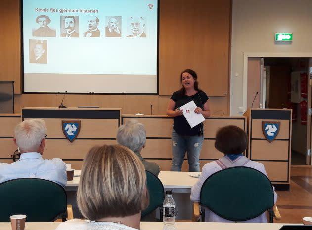 Desire Helen Craggs gir en innføring i Arbeiderpartiets historie og ideologi