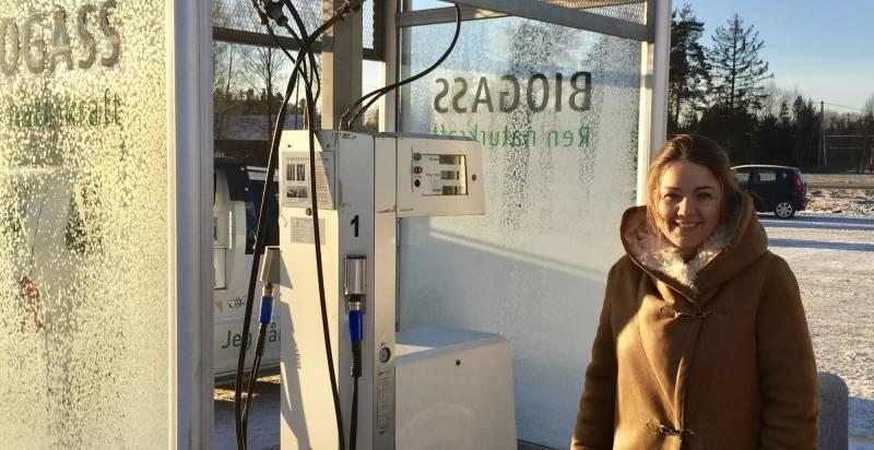 Biogass