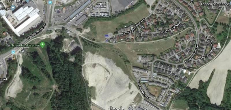 Brånås, google maps -foto