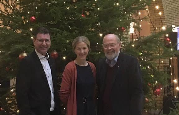 Elise, Stein og Svein ROald
