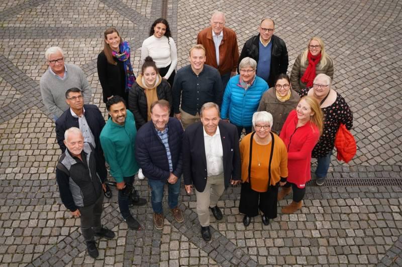 Kommunestyregruppa i Bærum Ap