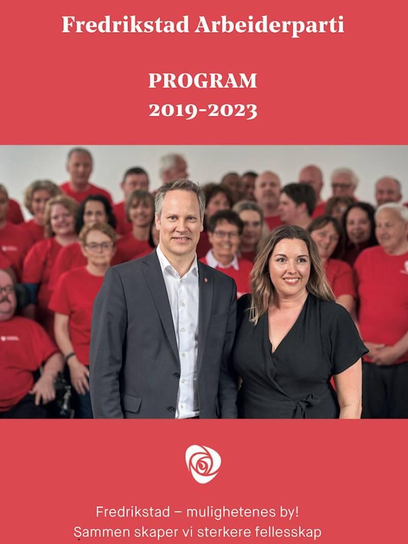 Program 2019-2023 forside