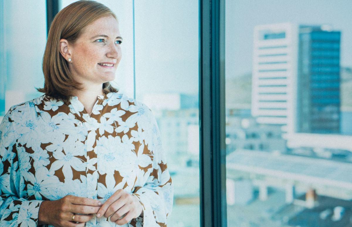 Ida Pinnerød om det å skape arbeidsplasser.