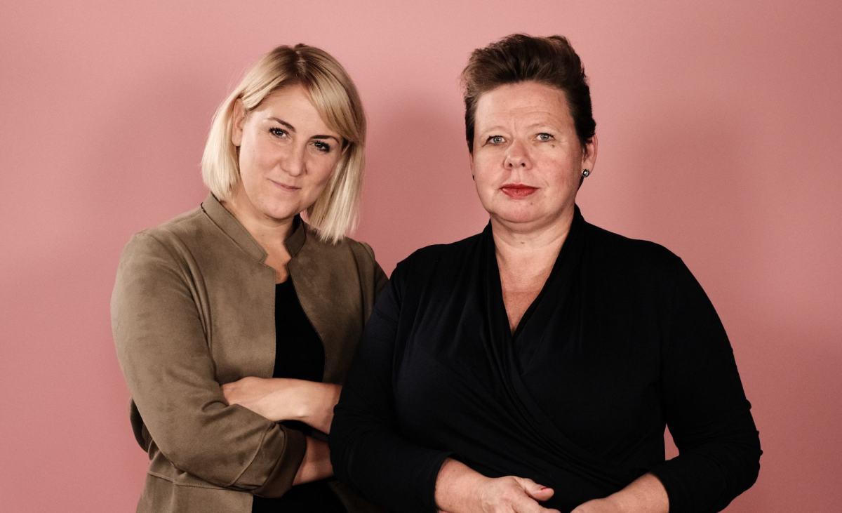 Tonje Brenna og Siv Henriette Jacobsen