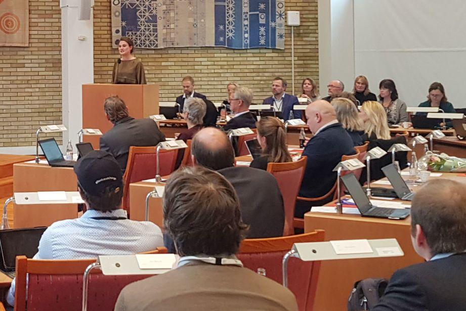Kommunestyret i Stavanger 2020