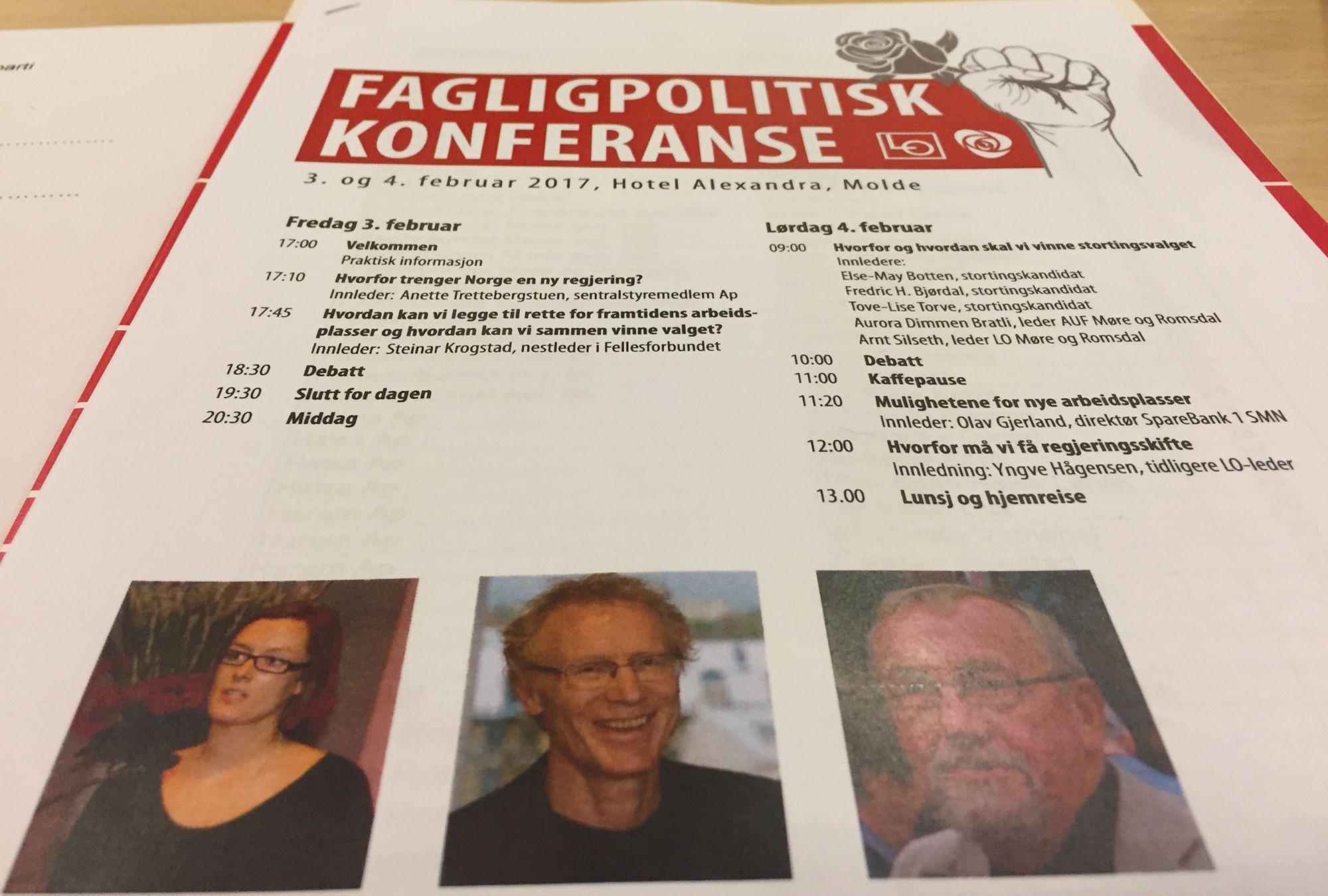 Fagkonferanse