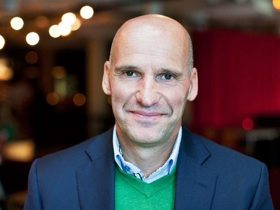 Geir Lippestad er årets hovedtaler på 1. mai både i Hamar og i Brumunddal. Foto: Åsa Marie Mikkelsen