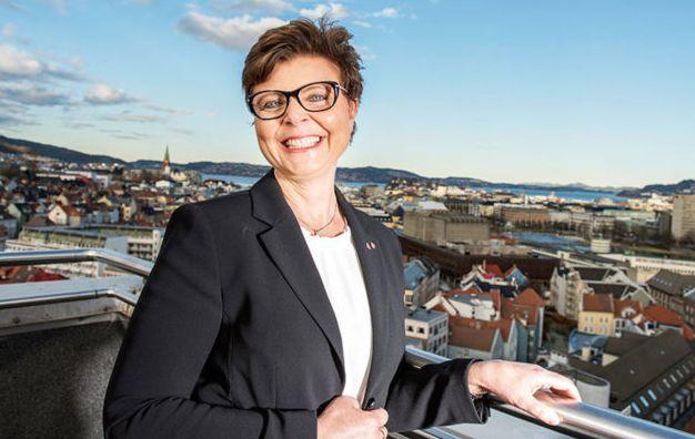 Fylkesordførarkandidat Anne Gine Hestetun