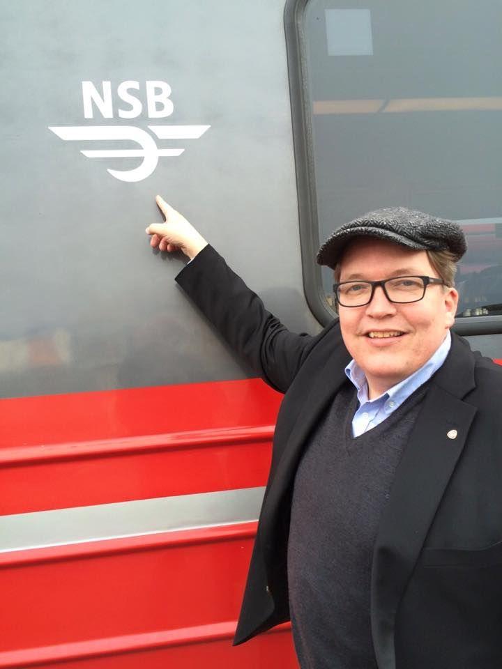 Arbeiderpartiet sier nei til høyre og frps privaitsering av jernbanen