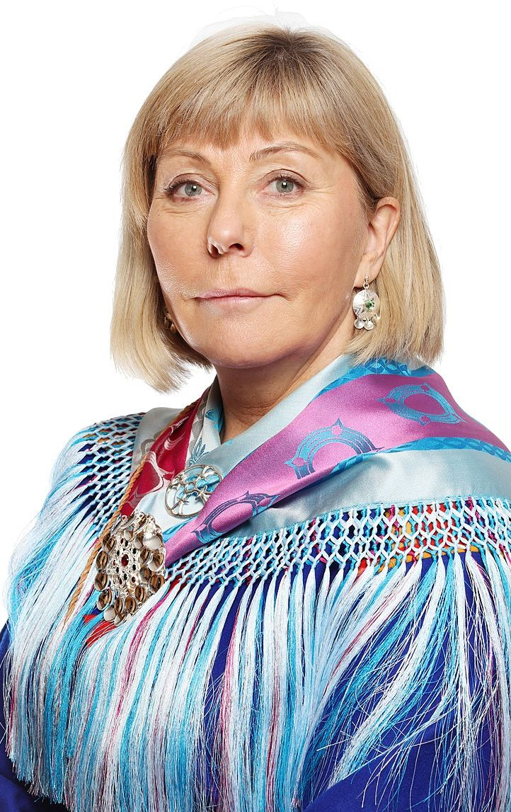 Synnøve Søndergaard, Arbeiderpartiets samepolitiske gruppe