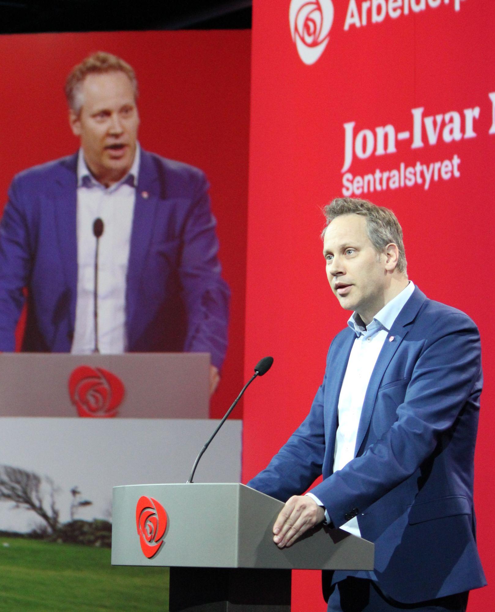 Bilde av Jon Ivar Nygård