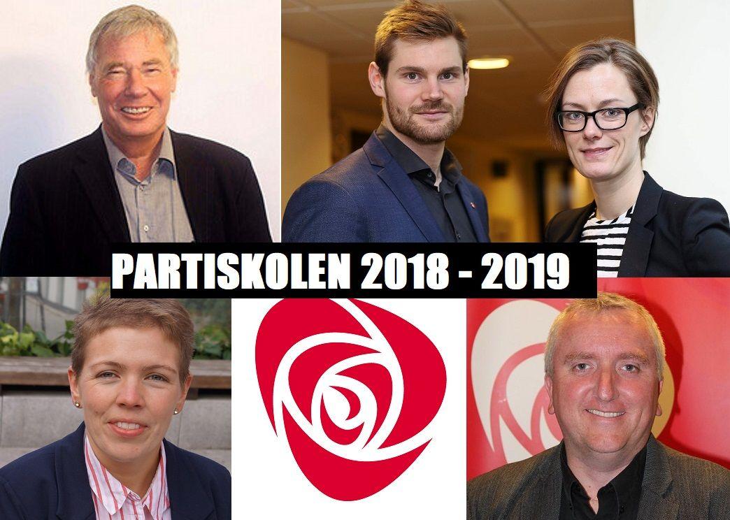 Partiskolen 2018-2019