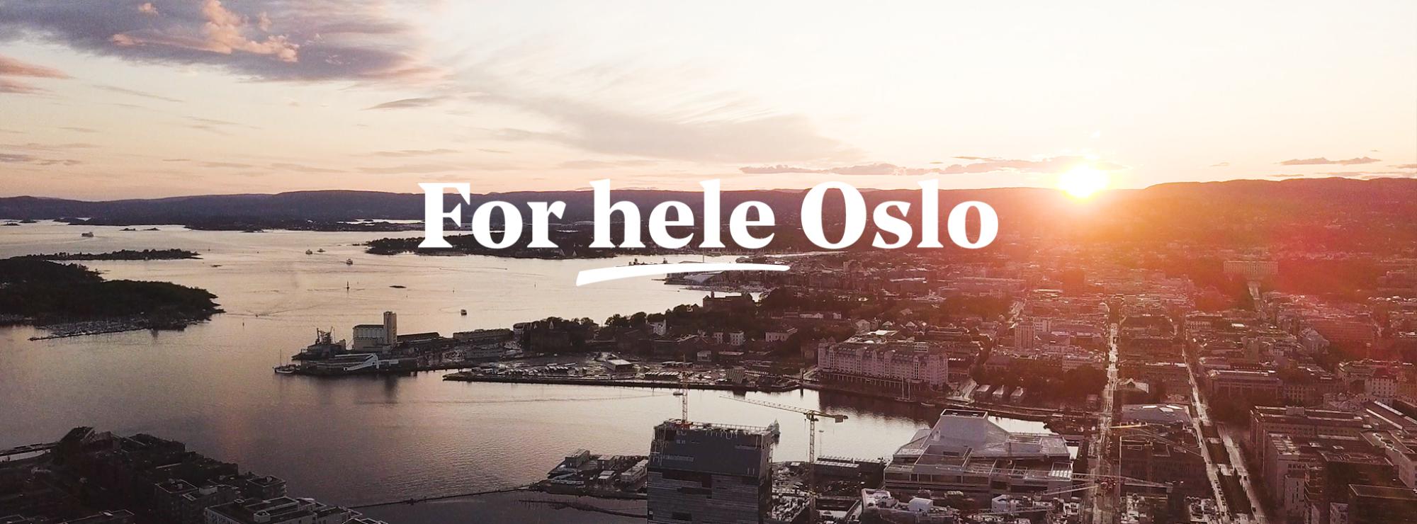 For hele Oslo