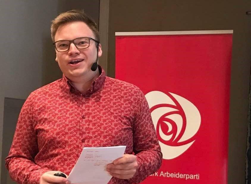 Even Aleksander Hagen. Foto: Bjørn Jarle Røberg-Larsen
