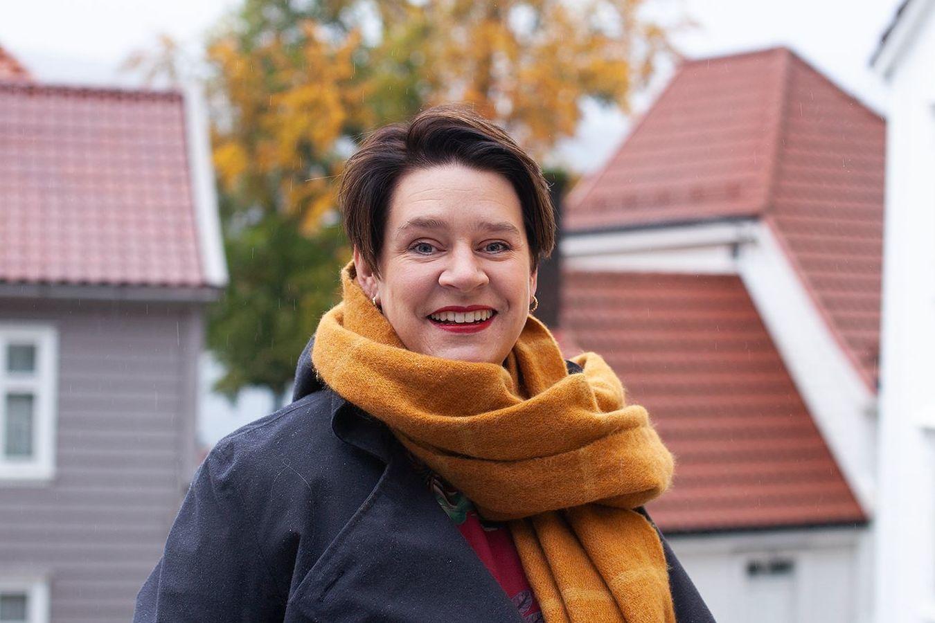 Marte Mjøs Persen, Ordfører i Bergen