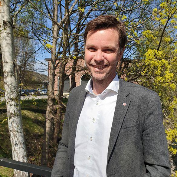 Leder av Vestfold og Telemark Arbeiderparti: Truls Vasvik