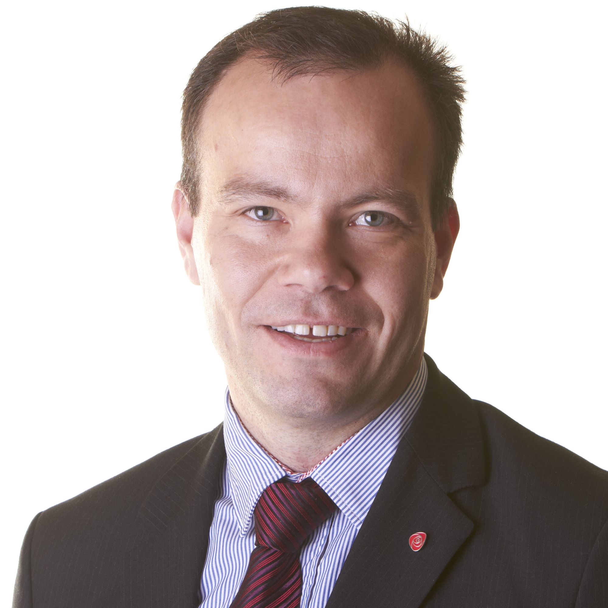 Fylkesrådsleder Tomas Norvoll