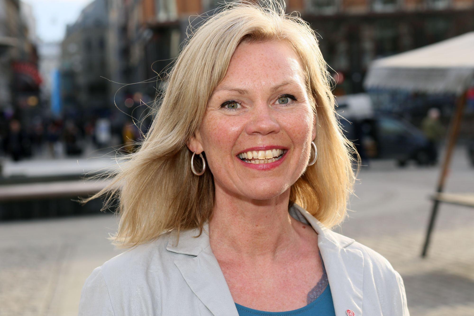 Stortingsrepresentant Åsunn Lyngedal (Ap).