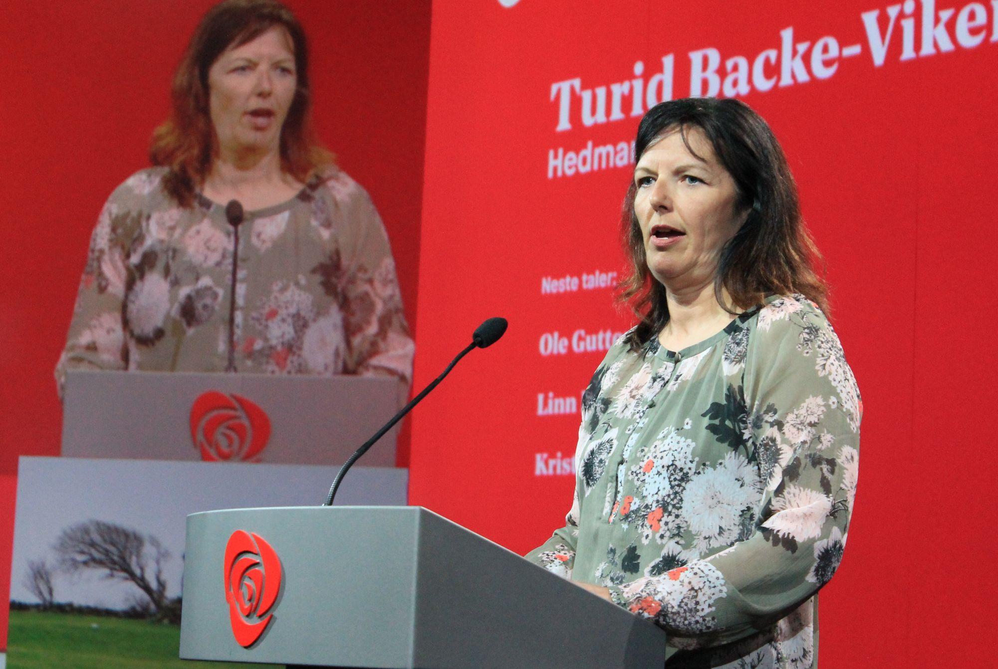 Turid Backe-Viken. Foto: Bjørn Jarle Røberg-Larsen