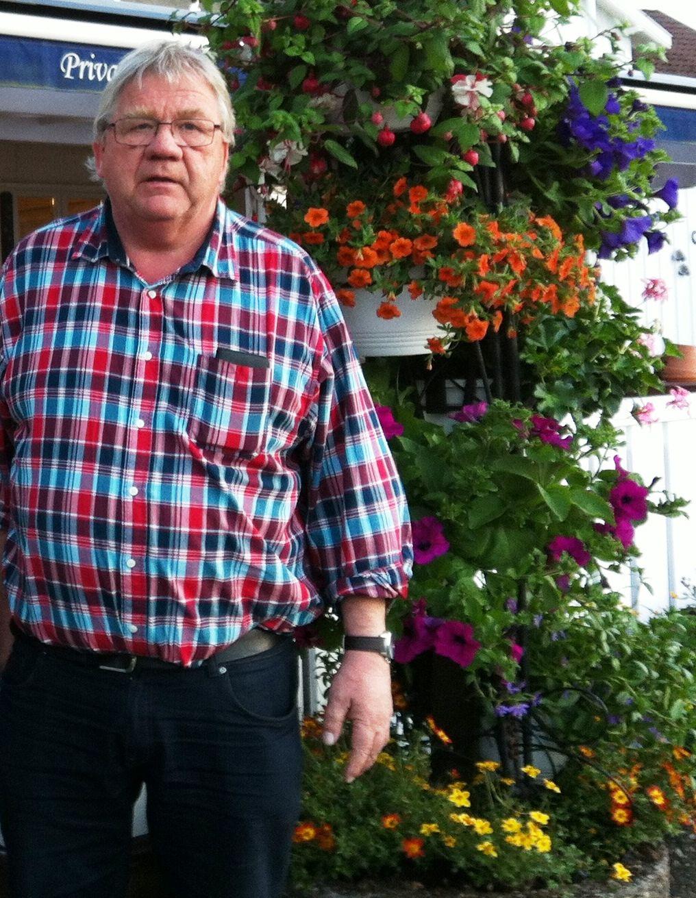 Roger Olsen leder i Hurum Ap