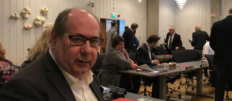 Per-Gunnar Sveen. Foto: Bjørn Jarle Røberg-Larsen