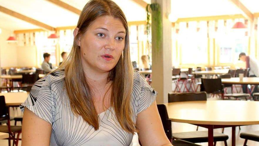Cecilie Myrseth uttaler seg om regiomreformen