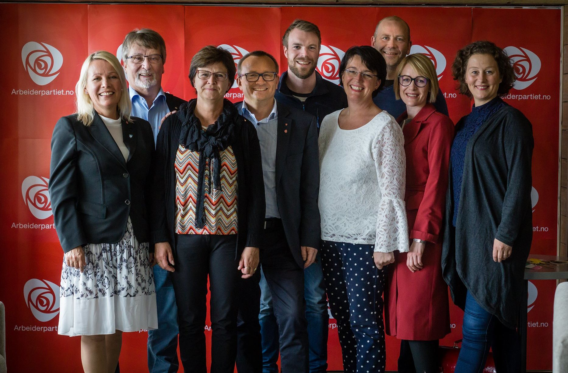 Ap-ordførere i Troms