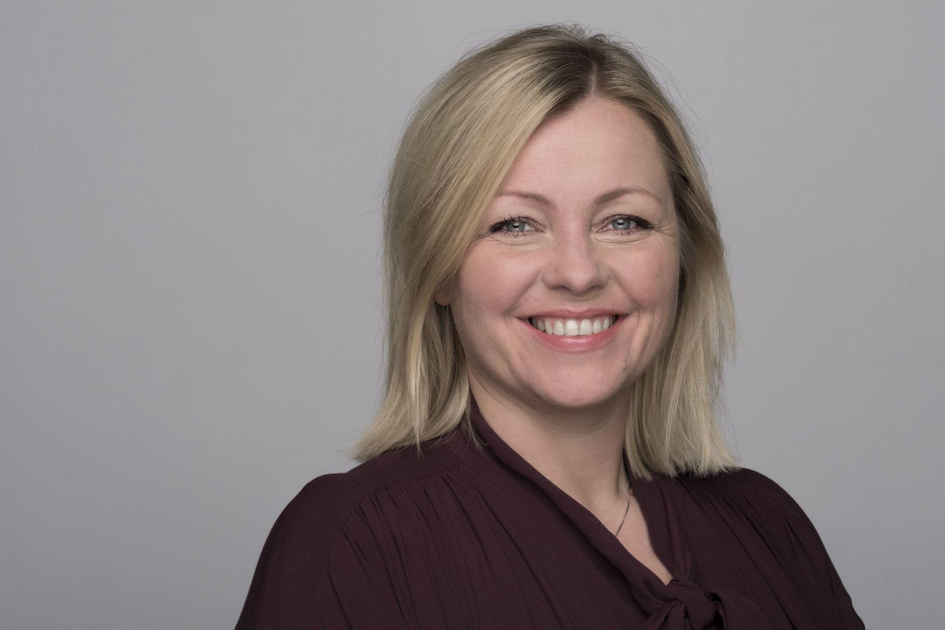 Partisekretær i Arbeiderpartiet, Kjersti Stenseng