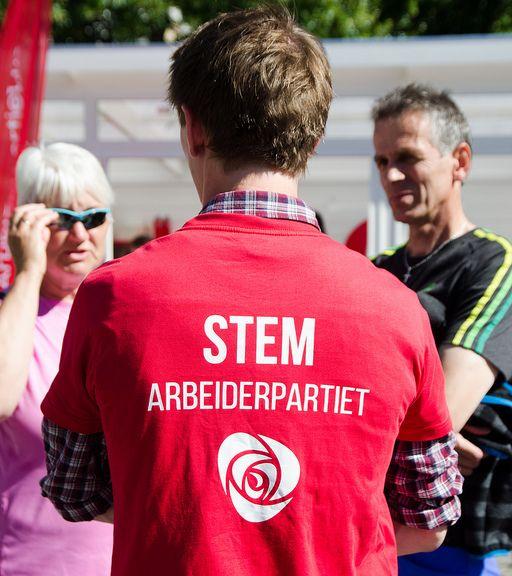 Bli med på valgkampsamling! Foto: Arbeiderpartiet