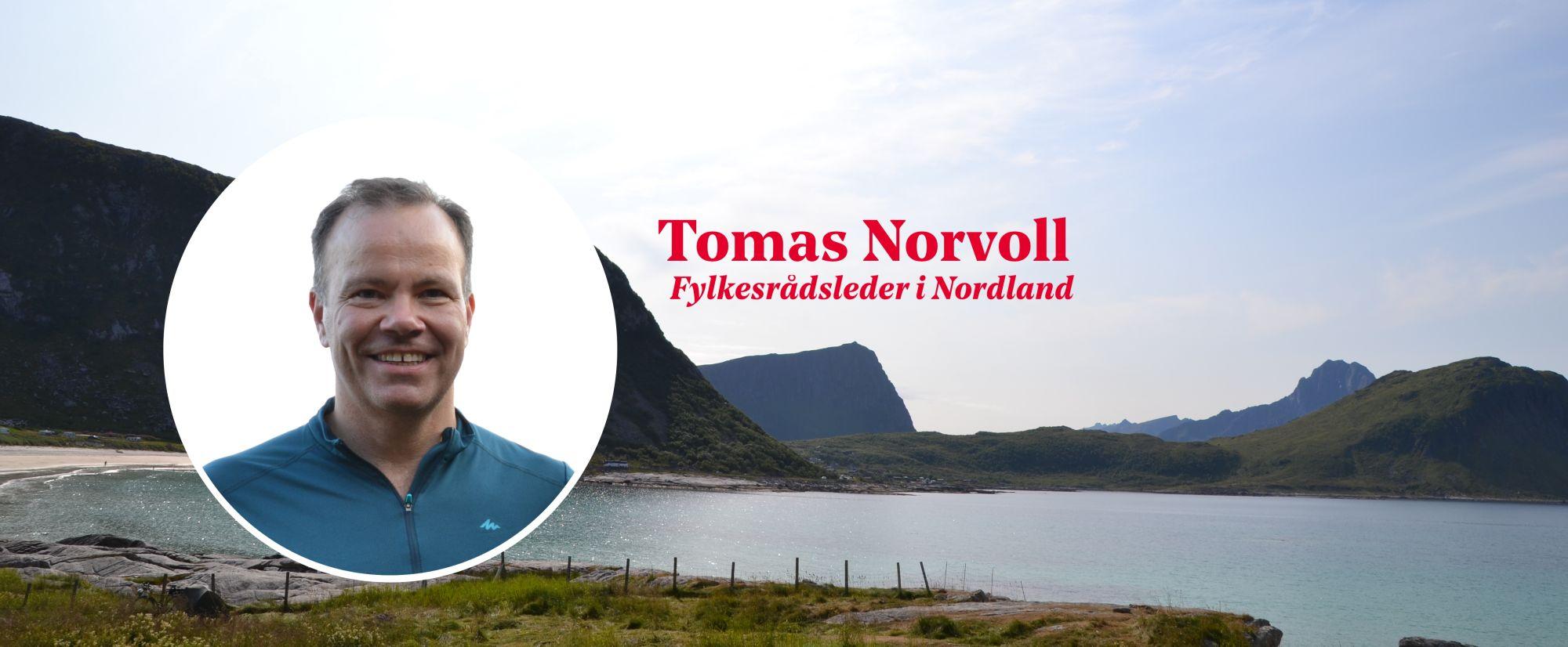 Banner Tomas Norvoll