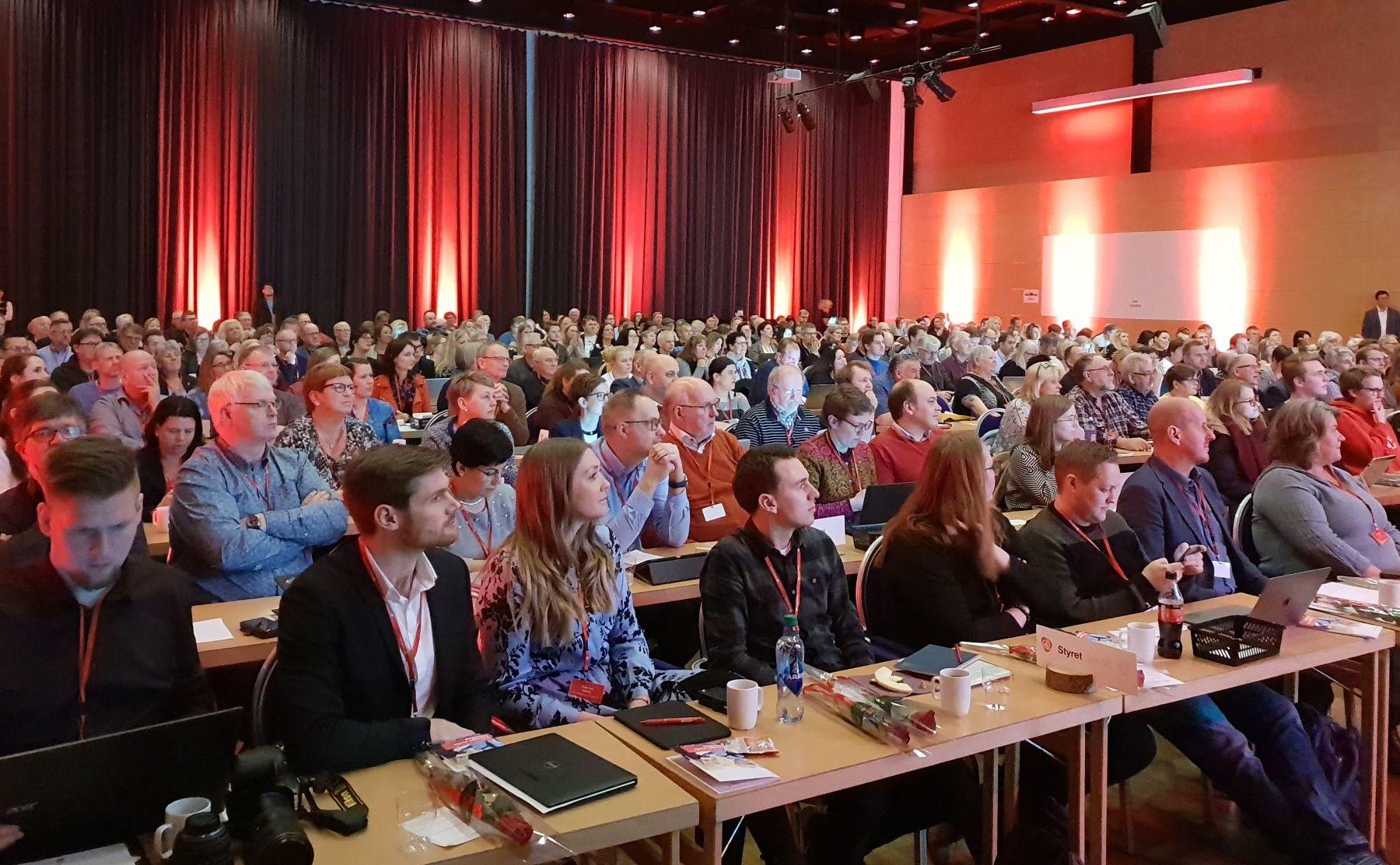Årsmøte Innlandet Arbeiderparti 2019
