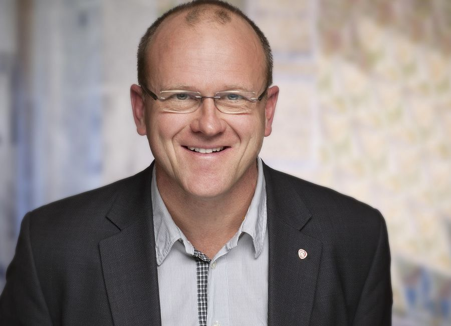 Leder i Oslo Ap, Frode Jacobsen