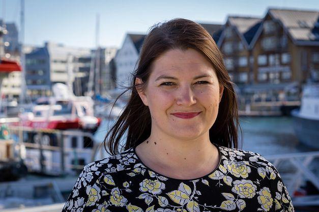 Cecilie Myrseth, stortingsrepresentant og leder av Troms Arbeiderparti