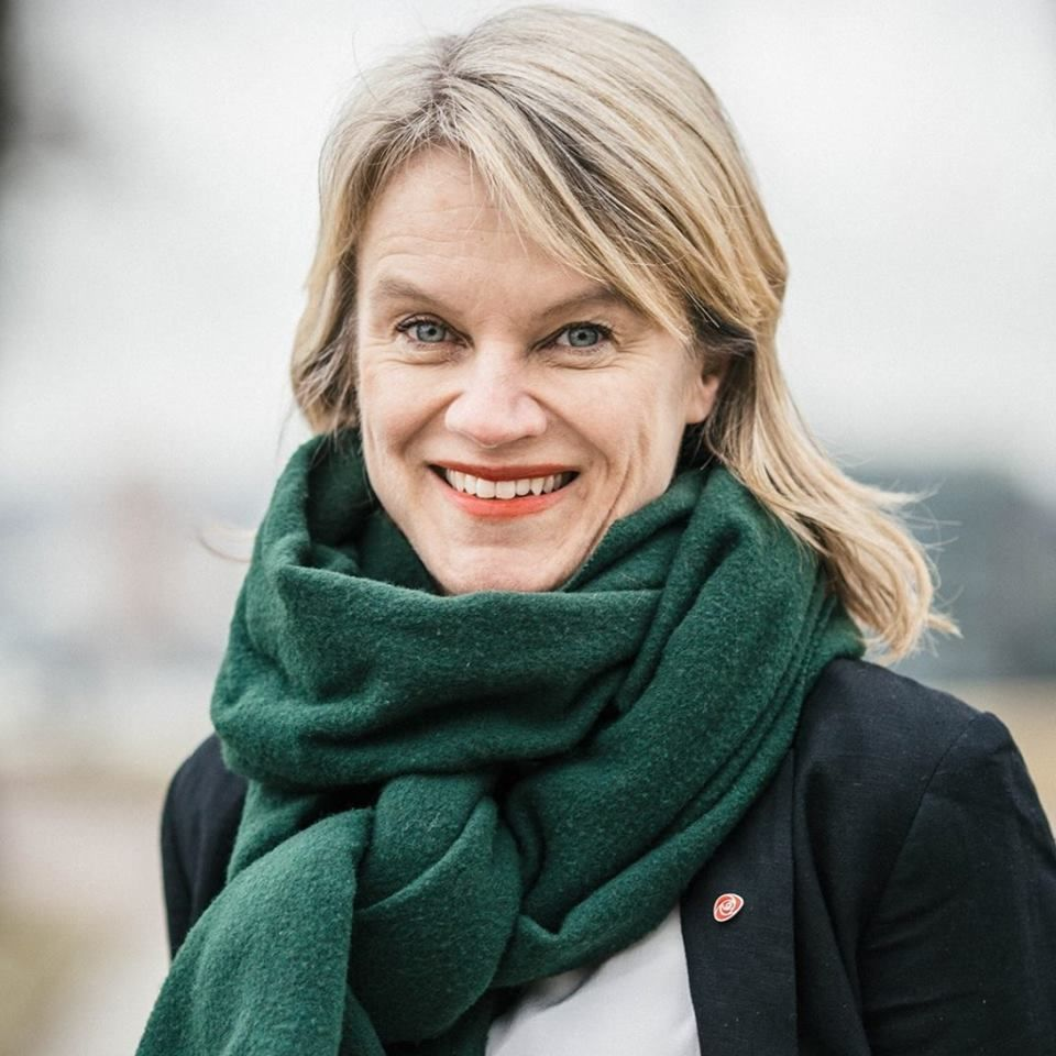 Nina Sandberg verdens miljødag