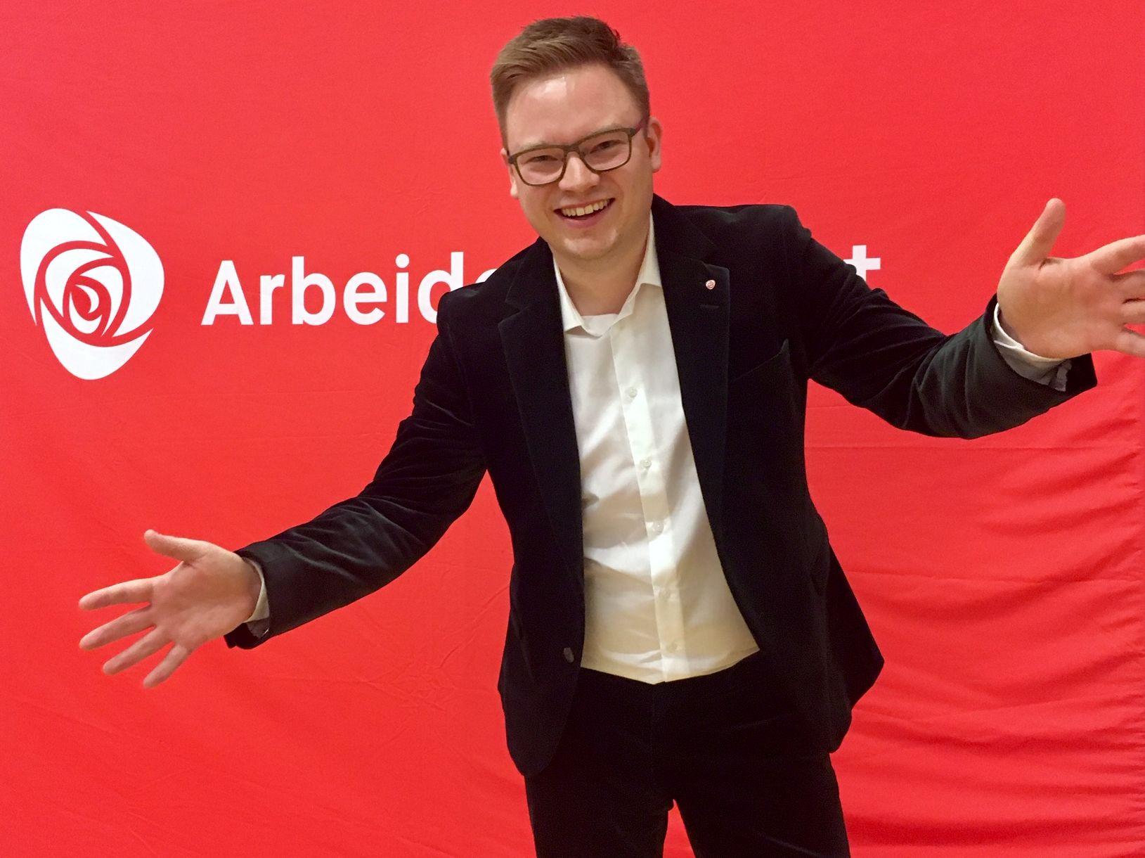 Fylkesordførerkandidat 2019.