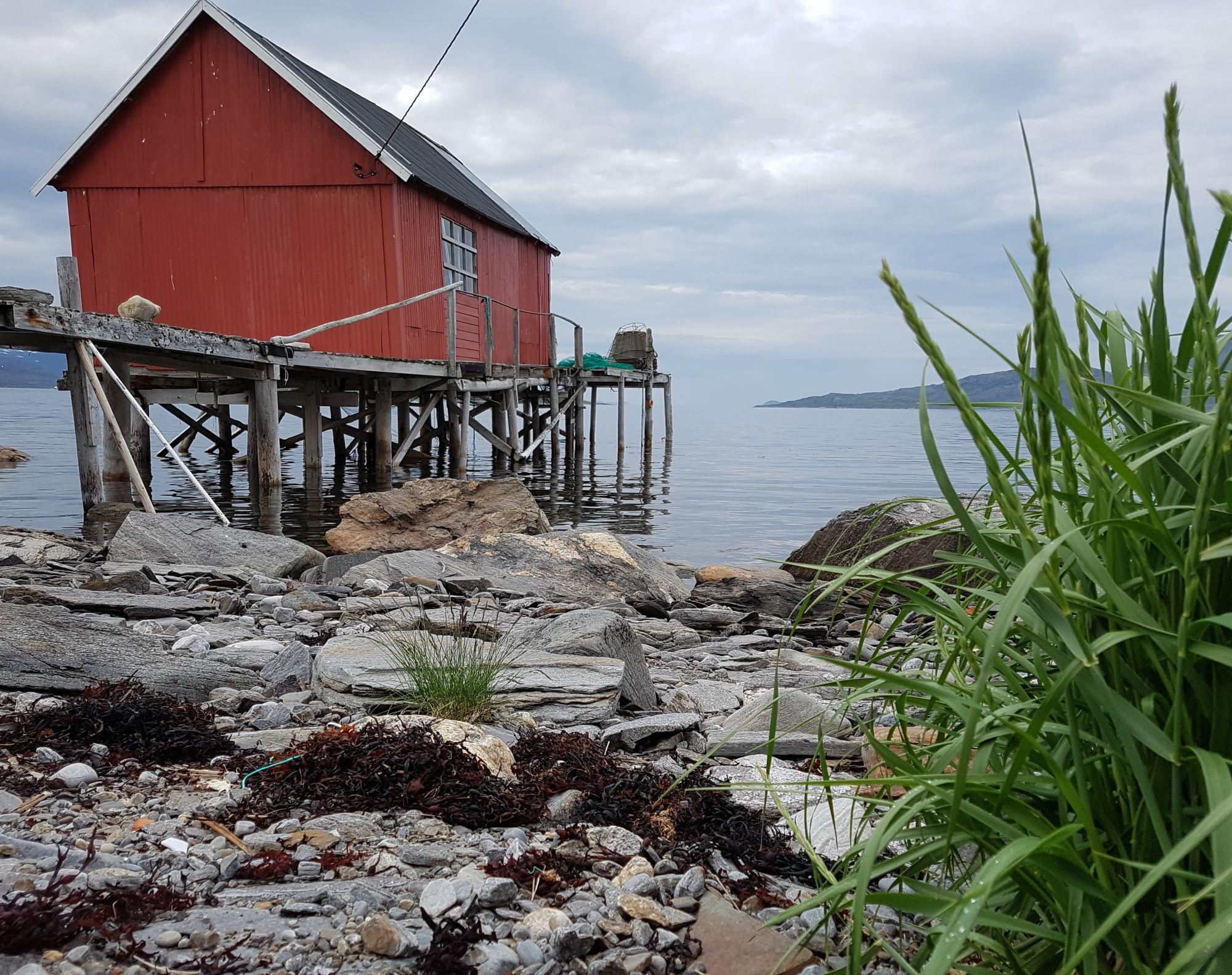 Snefjord kai