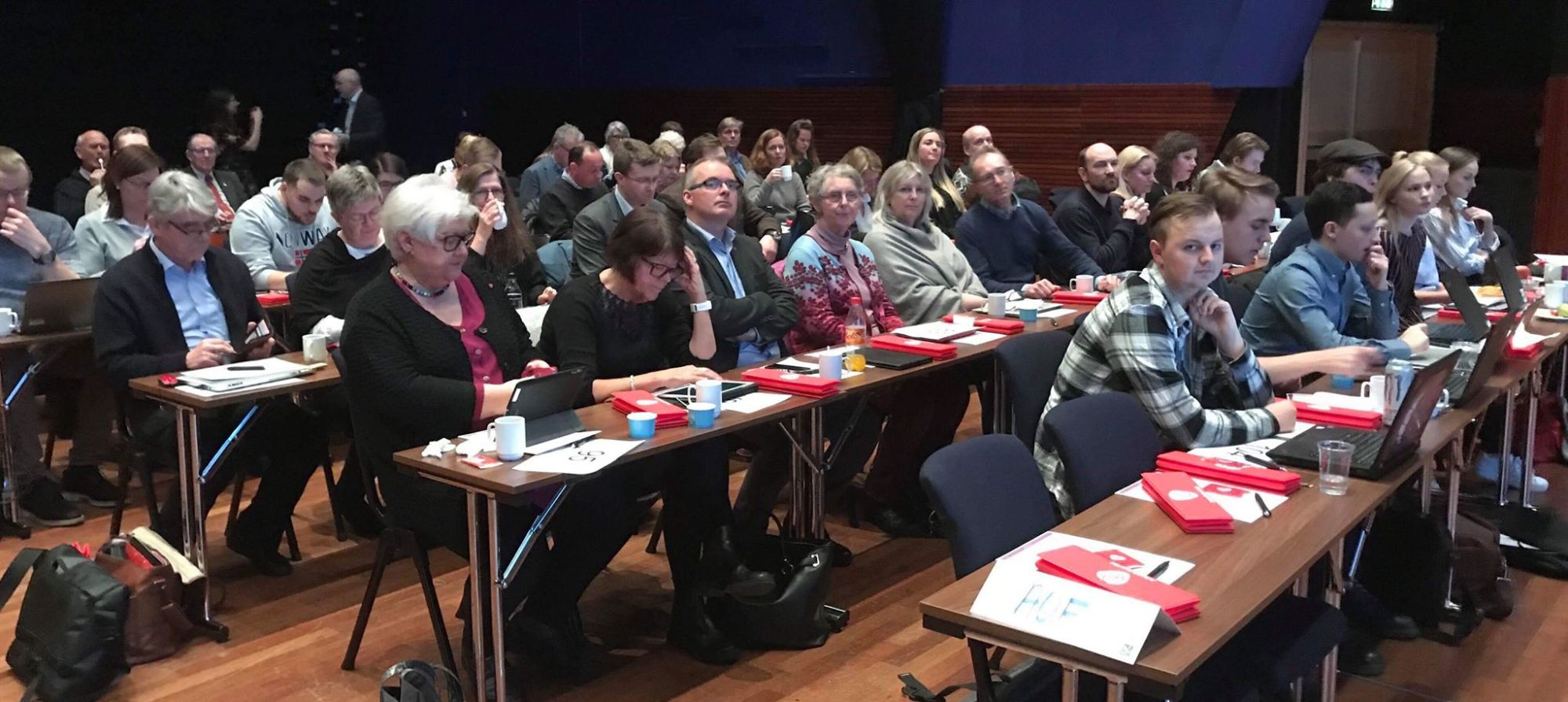 Delegater fra årsmøte 2018
