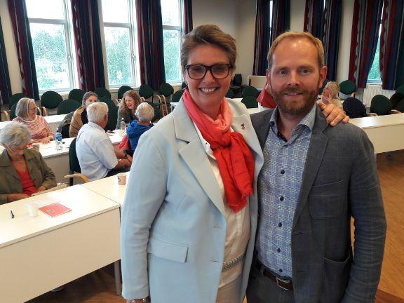 Hanne og Oddbjorn nominert