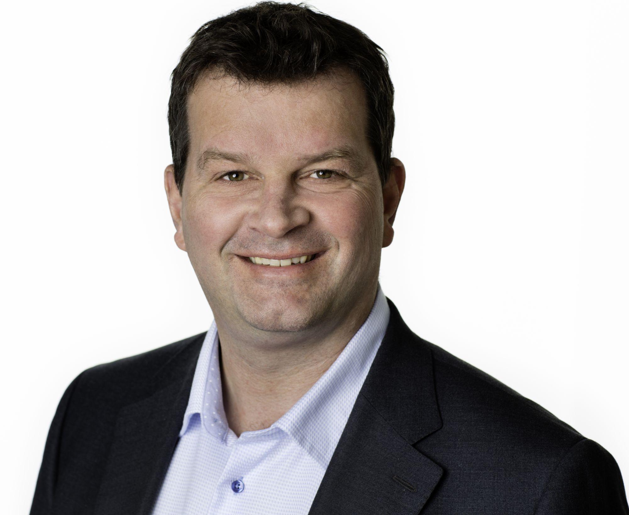 Hans-Christian Gabrielsen, nestleder LO