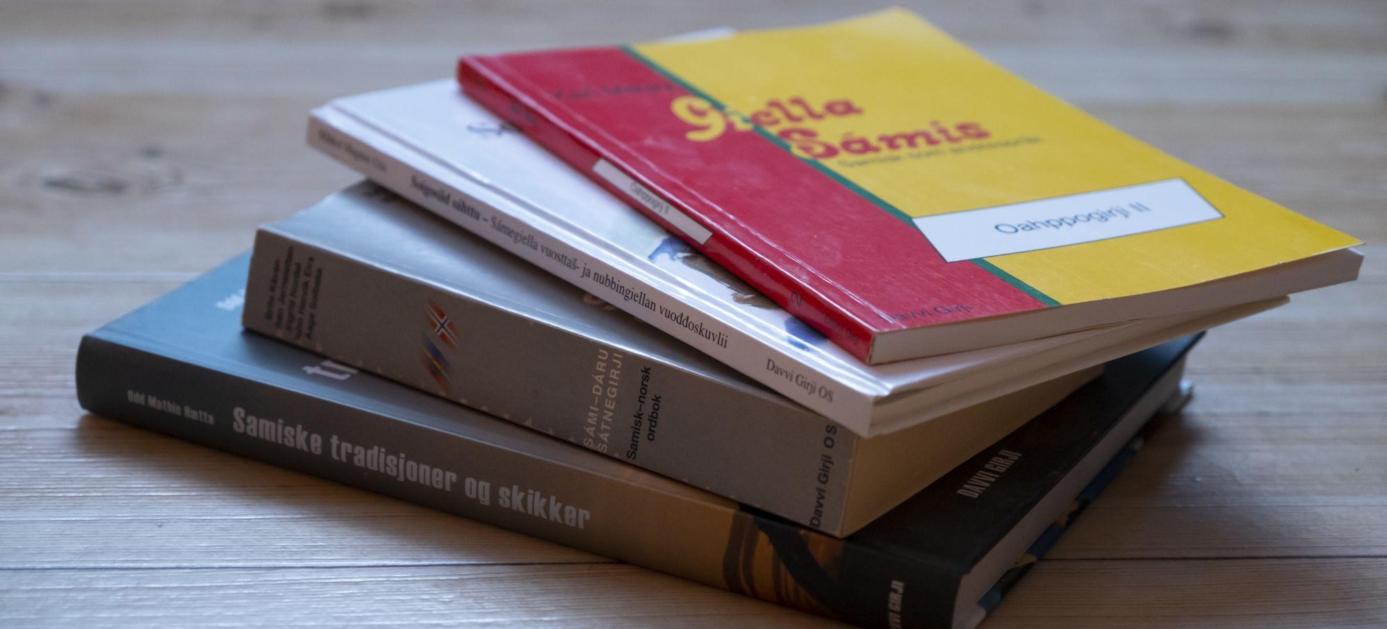Samiske skolebøker