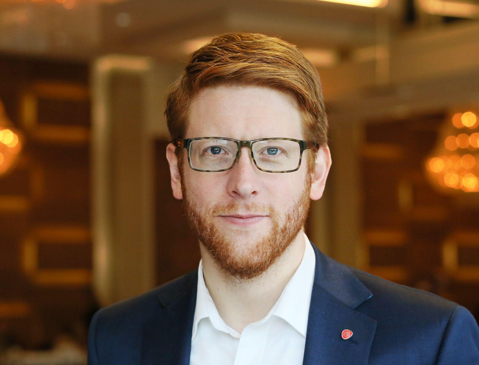 Martin Henriksen, stortingsrepresentant Troms