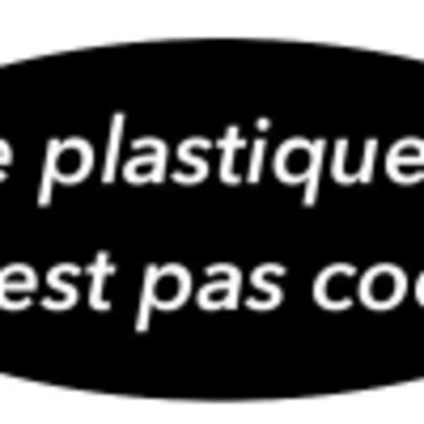 Le plastic, c