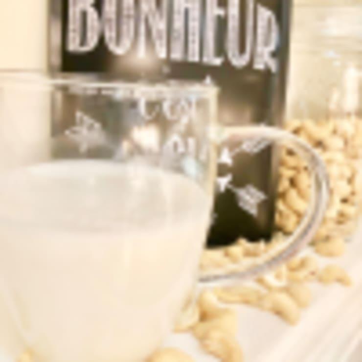 Découverte et fabrication  : comment faire son lait, la crème et la panna cotta