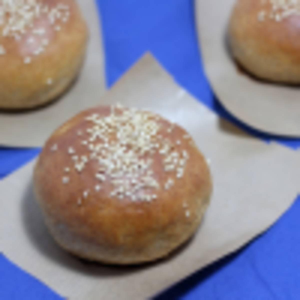 Burger végane maison - Les ateliers VG Loetitia Cuisine